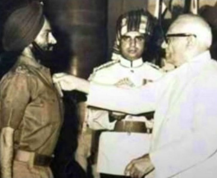 Brigadier Kuldip Singh Chandpuri