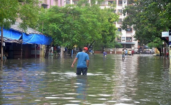 Chennai Residents Harvested Water To Fill A 100000 Litre Sump