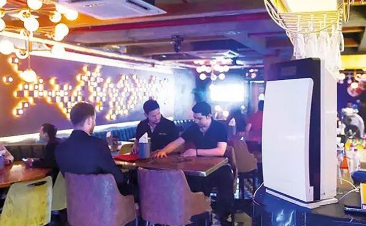 Clean Air At Delhi's Restaurants And Cinema Halls