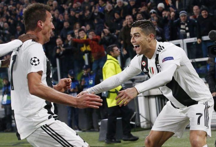 Cristiano Ronaldo provided an assist