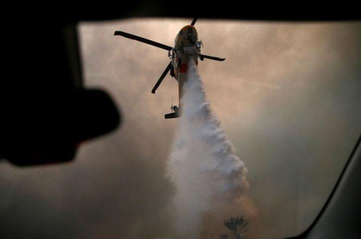 Deadly California Fire11