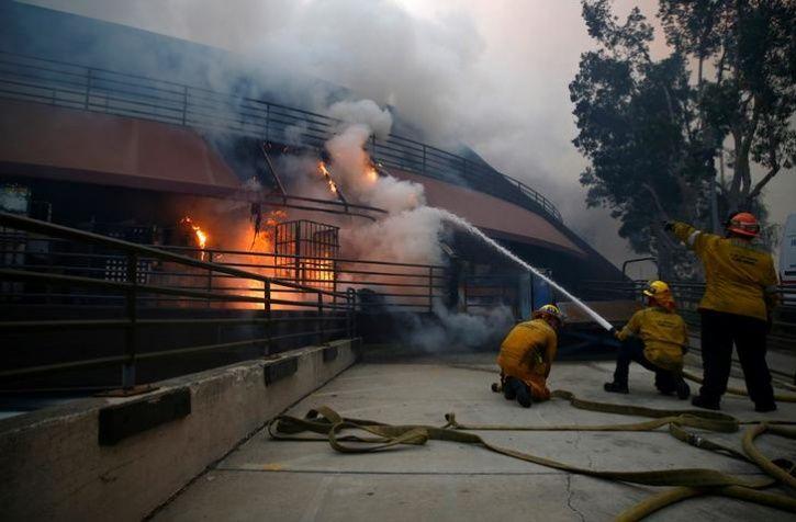 Deadly California Fire13