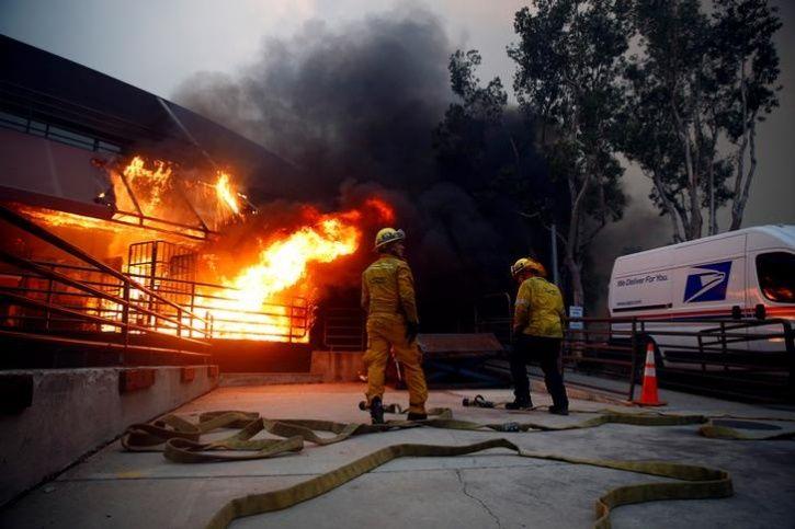 Deadly California Fire14
