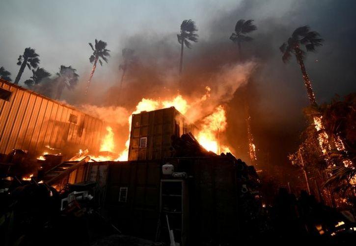 Deadly California Fire5
