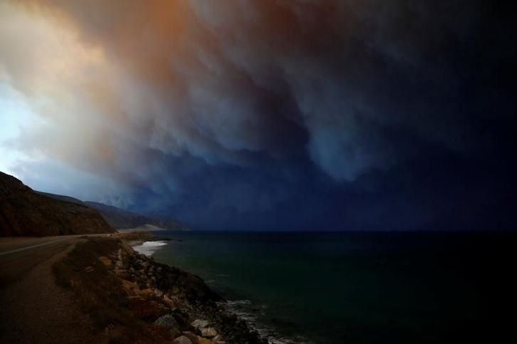 Deadly California Fire7