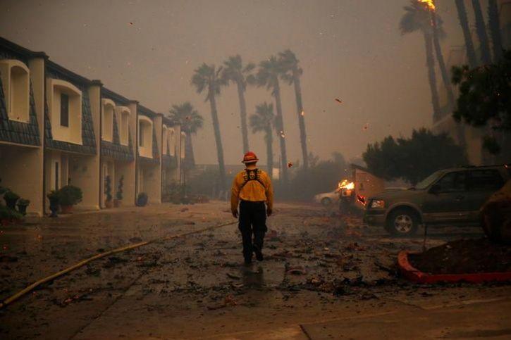 Deadly California Fire8