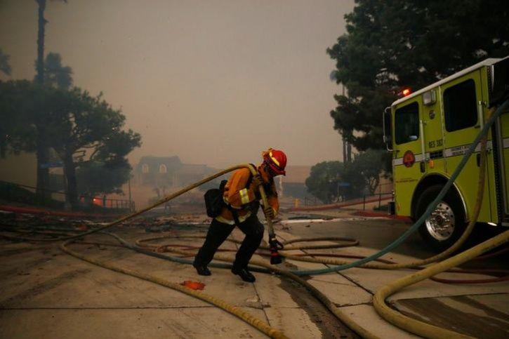 Deadly California Fire9