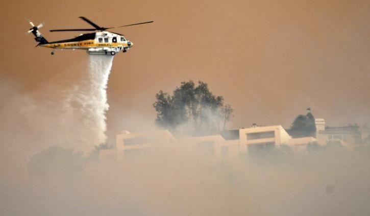 Deadly California Fire