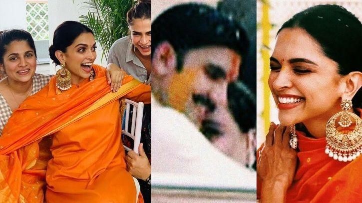 Deepika Padukone & Ranveer Singh's Colourful & Desi Sangeet Ceremony Are Making Us Want To Get Marri