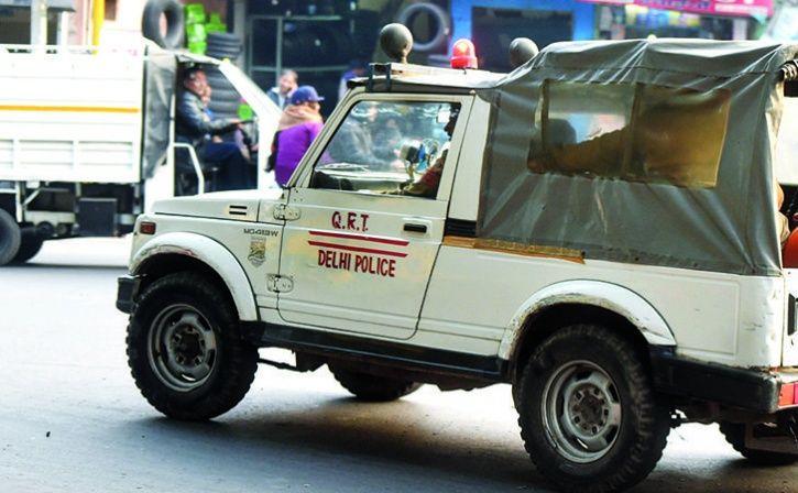 Delhi Mob Attacks Africans