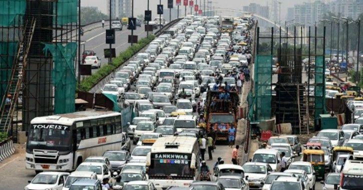 Delhi stop buying cars