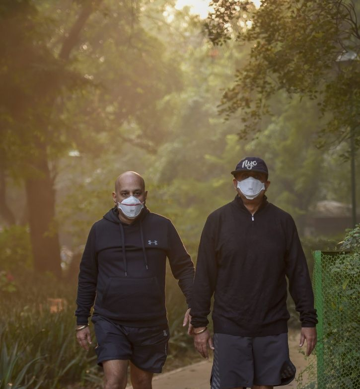 Delhi's Pollution Causes The Same Damage As Smoking 15-20 Cigarettes A Day Does To The Heart