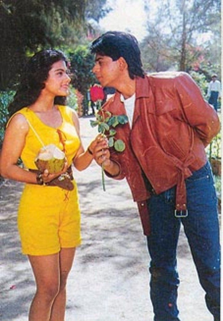 Did You Know Baazigar Was Shot With 2 Endings? We're Glad 2nd One Didn't Make To The Final Cut