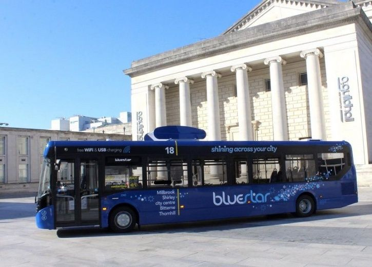 Diesel Bus, Bluestar Green Bus, Go-Ahead Group, Air Filter Bus, Air Pollution, Technology News, Auto