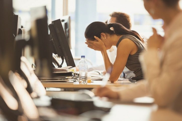 Do You Enjoy Your Work Yet Feel Extremely Stressed? You Might Be Experiencing A Brain Shrink