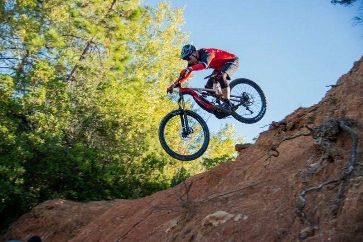 Ducati MIG-RR, Ducati eMTB, Ducati Mountain Bike, EICMA 2018, Ducati Live Unveil, Electric Mountain