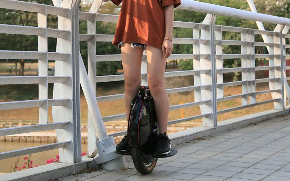 Electric Unicycle, InMotion V10F, Electric Cycle, Electric Vehicle, Urban Mobility, InMotion V10F Pr