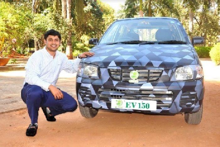 Electric Vehicles, EV, Retrofitted Electric Kits, Maruti Suzuki Alto, Maruti Suzuki WagonR, Technolo