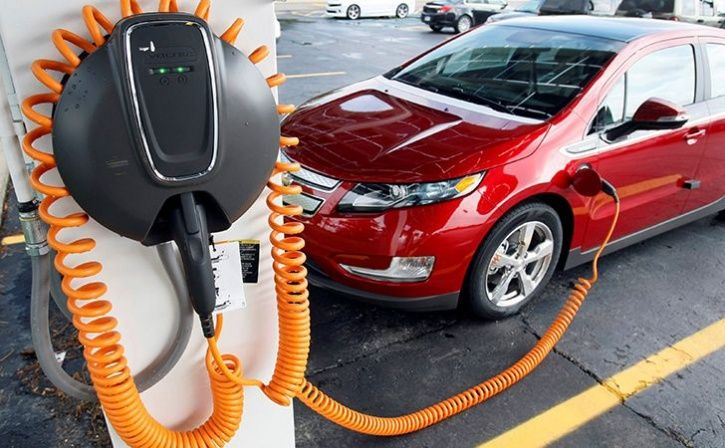 electric vehicles to be 25% of sales by 2023