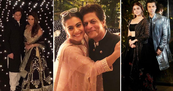 From Aamir Khan To Kareena Kapoor, Celebs Graced Shah Rukh Khan's Diwali Bash Making It A Glamorous