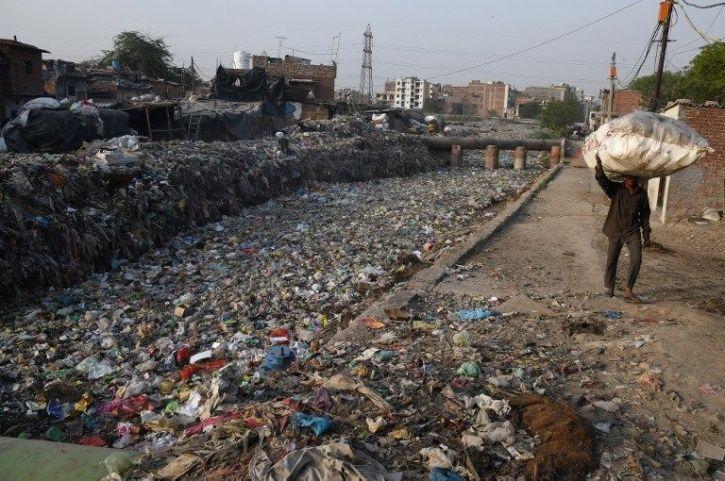 garbage, littering