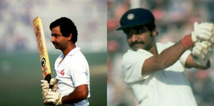 Gundappa Viswanath made 137 on his Test debut