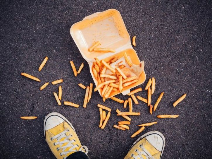 Here's Why The 5-Second Rule To Eating Food Off The Floor Is Just A Myth