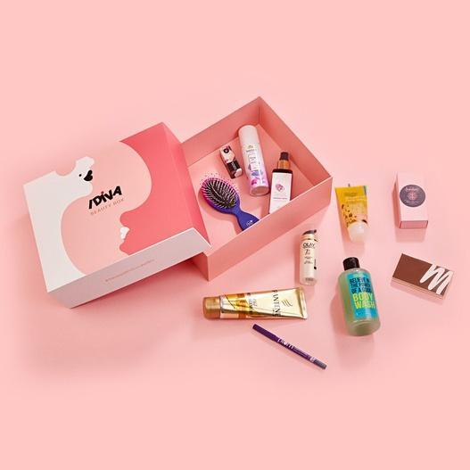 idiva beauty box