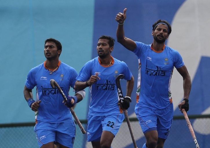 India beat South Africa in the hockey World Cup