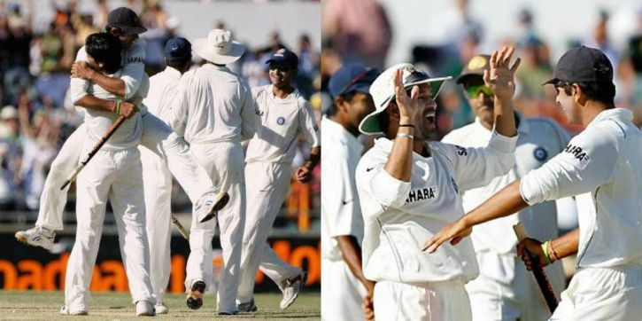 India won by 72 runs in Perth