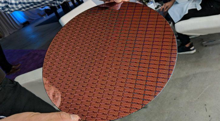 intel core i9-9900k silicon die