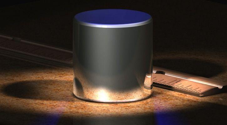 International Prototype of the Kilogram