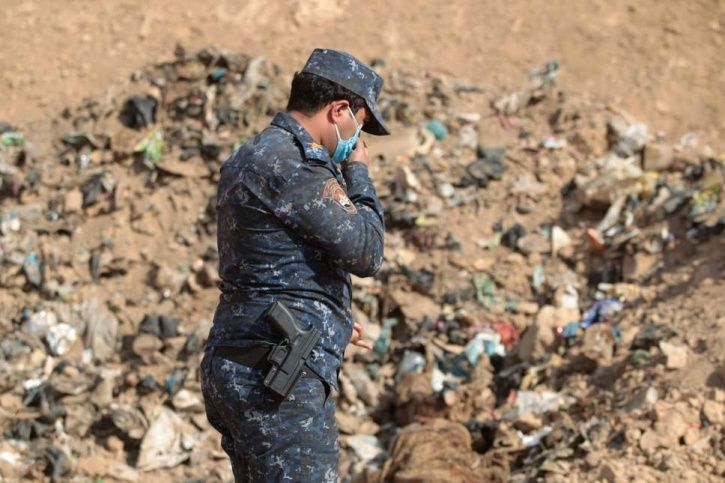 ISIS, mass grave sites, Mosul, Iraq, rape, violence, United Nations, bodies