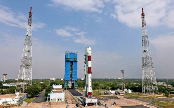isro launches india first hyperspectral imaging satellite