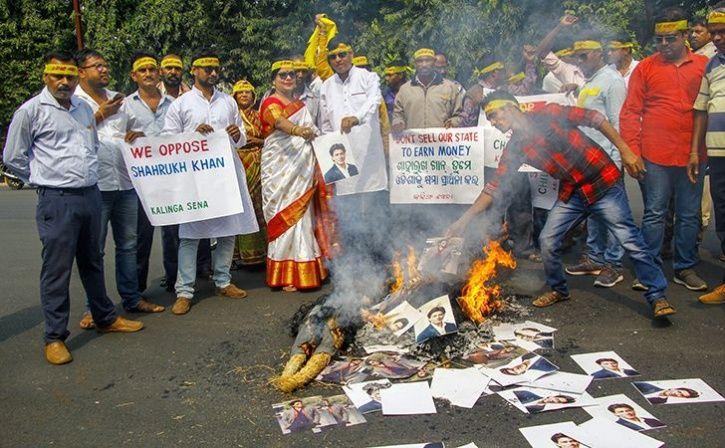 Kalinga Sena Withdraws Threat To Throw Ink At Shah Rukh Khan