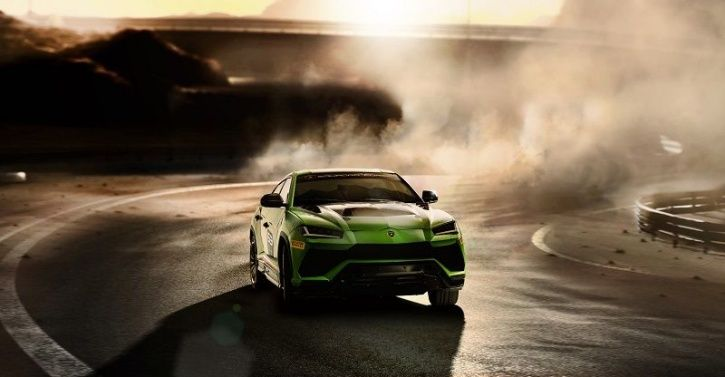 Lamborghini Urus ST-X Concept, Lamborghini Race SUV, Lamborghini Track SUV, Lamborghini Urus ST-X Fe