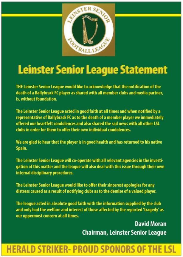 League, football club