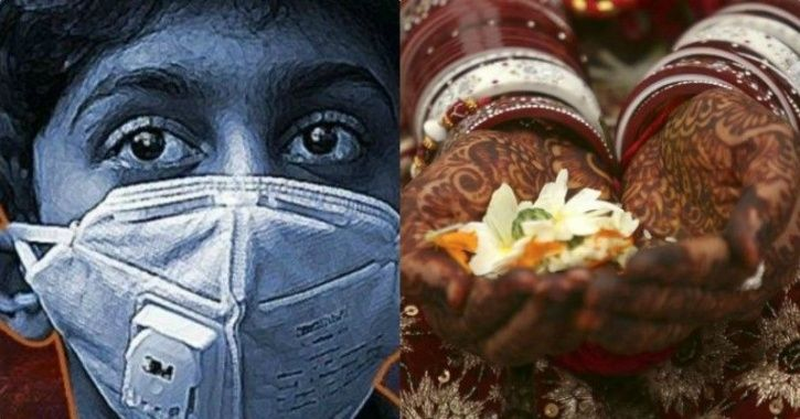 Marriages and pollution