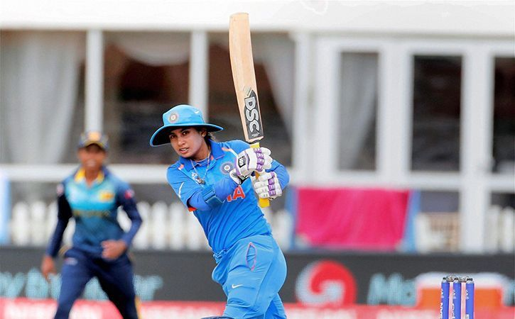Mithali Raj was not picked for the England game