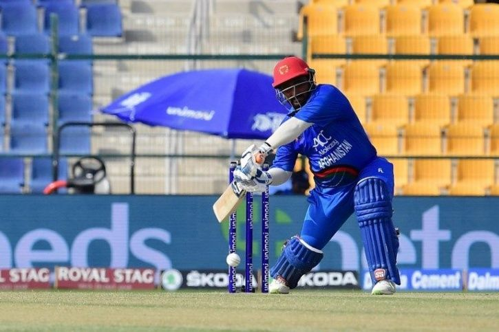 Mohammad Shahzad made 74 in 16 balls