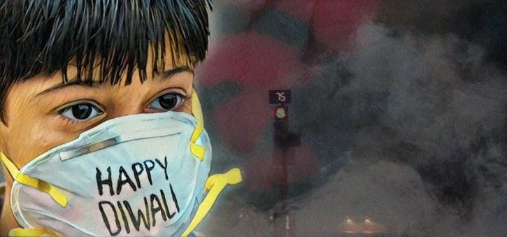 New Delhi, air pollution, doctors, PM 2.5, breathing, lungs, crackers, WHO, vehicles