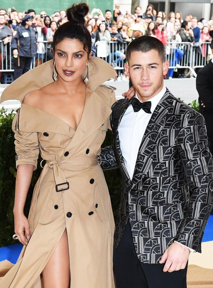 Nick and Priyanka