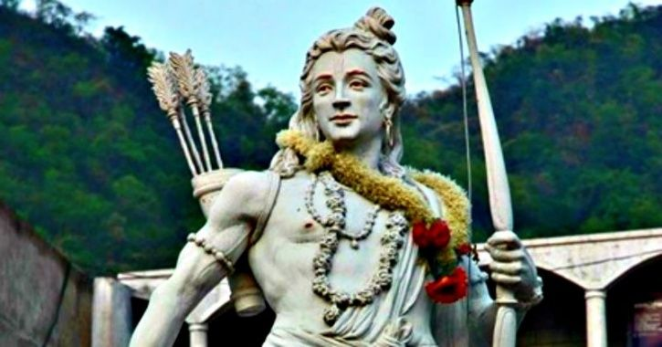 Now, Yogi Adityanath Govt Is Planning To Build A 100-Metre Tall Statue Of Lord Ram In UP