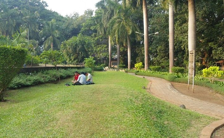 parking under bandra green cover gets push