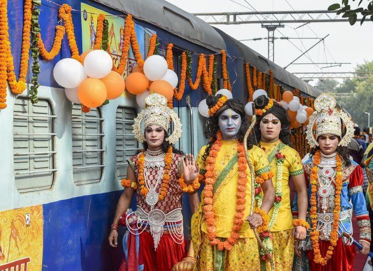 Ramayana Express Train