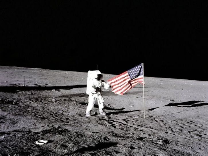 Russia, US, Apollo 11 moon landing, fake moon landing, moon landing conspiracy