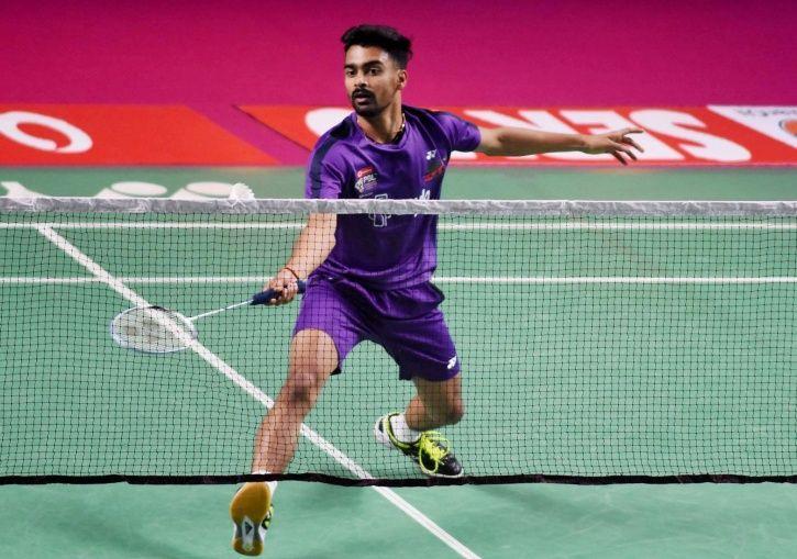 Sameer Verma won the Syed Modi International title