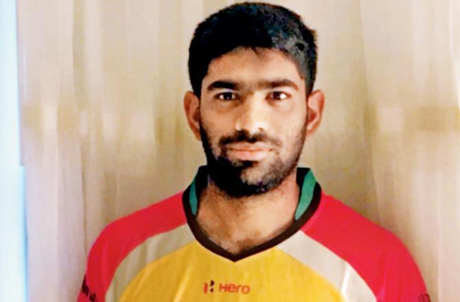 Saurabh Netravalkar is the US cricket captain