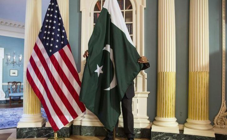 security aid to pakistan is suspended
