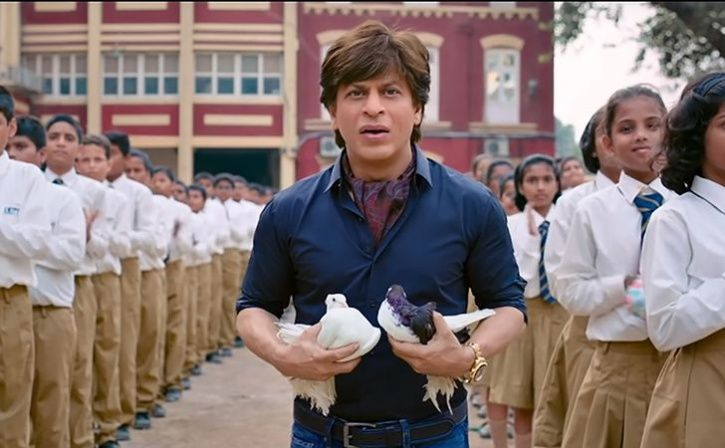 Shah Rukh Khan's Zero In Trouble For Allegedly Hurting Sentiments Of Sikh Community